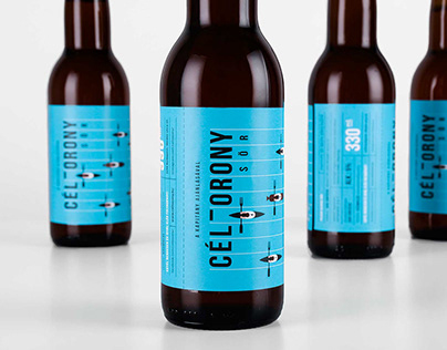 Céltorony craft beer selection / 2017