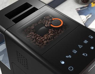 Grundig Espresso Machine