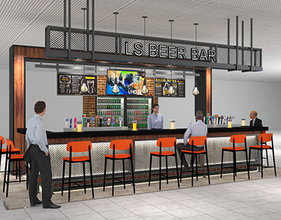 Beer Bar Design
