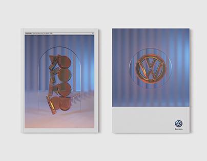 Yorokobu Magazine — 3D Cover