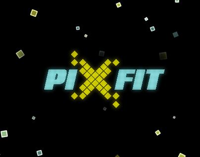 PIXFIT / Interactive Sport Playground