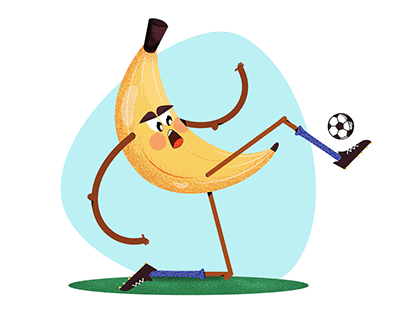 Sport Vegetables and Fruits
