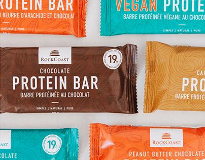 RockCoast Protein Bars