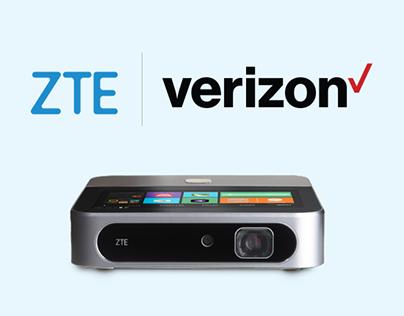 HMTL5 Web Advertisements - Verizon | ZTE
