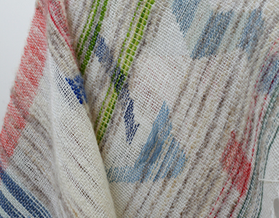 Designs for Handwoven Fabrics