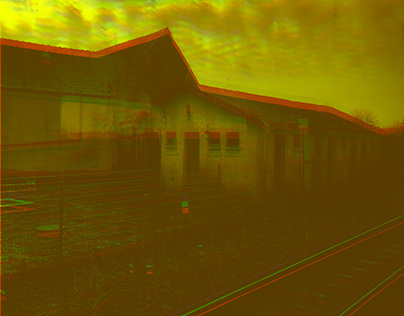 Trainstation Lingenfeld
