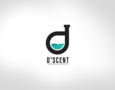 D'Scent Fragrance Collection Logo
