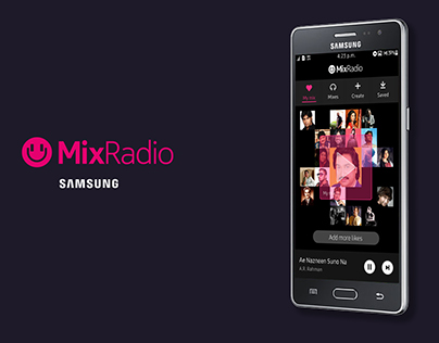 MixRadio for Samsung India