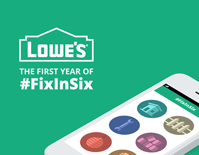 The first year of #FixInSix