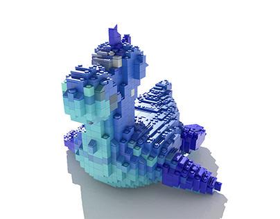 Houdini / LEGO