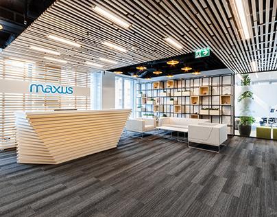 Maxus office