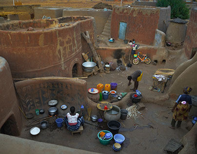 BURKINA FASO A journey in time and place