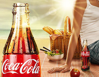 Coca Cola 'Open Happiness' Advertising Campaign