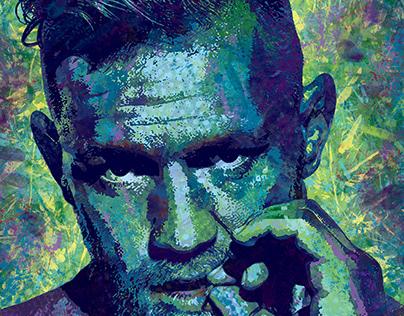 Conor McGregor Portrait