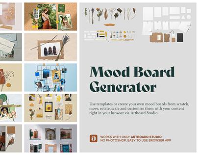 Mood Board Generator