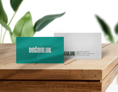 Doğruluk - Visual identity - Rebranding