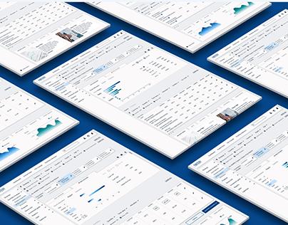 Fintery | UX/UI design