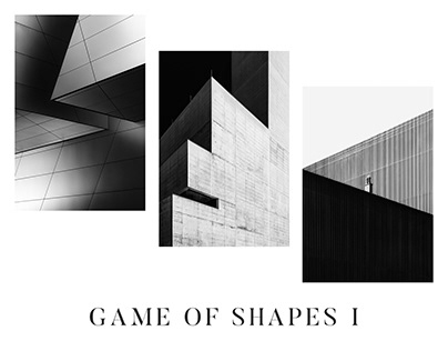 Game of Shapes I