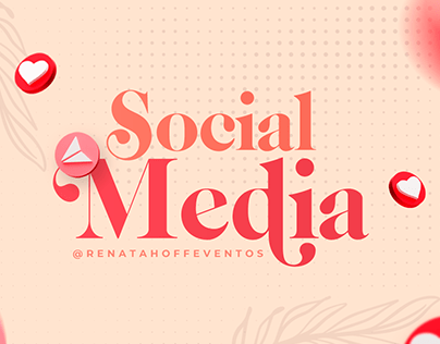 Social Media | Renata Hoff Eventos