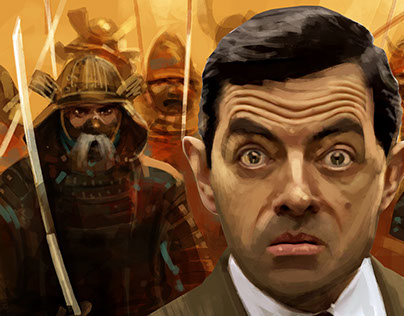 Snickers Mr Bean