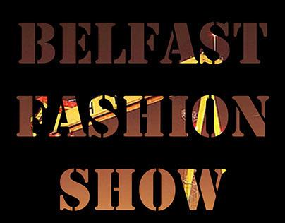 Evocative Belfast Poster