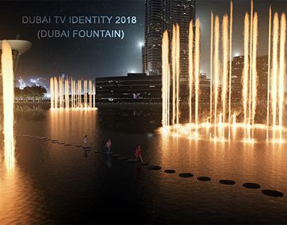 Dubai TV ID 2018 (Dubai Fountain Breakdown)