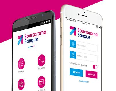 Boursorama Banque App