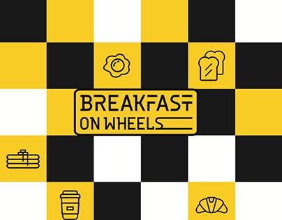 Breakfast on Wheels - A Moving Restaurant