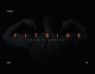 // Fitbike Website Redesign
