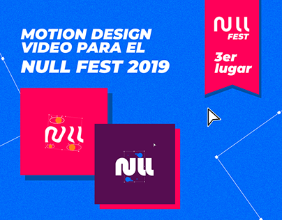 Null FEST Loop | Betty Pacheco 3er Lugar