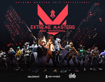 2020 A.W EXTREME MASTERS ASIA INVITATIONAL
