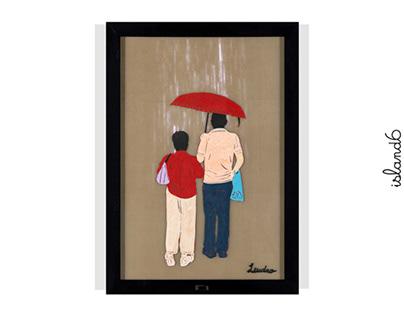 Sunny Day, Sudden Rain