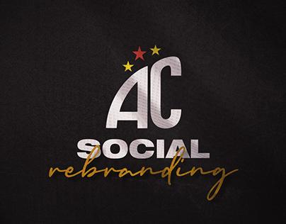 Athletic Club - Social Media Rebrand
