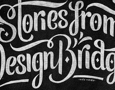 Typography & Lettering - Volume I