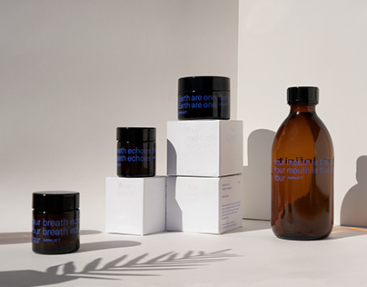 A celebration of natural beauty and natural ingredients