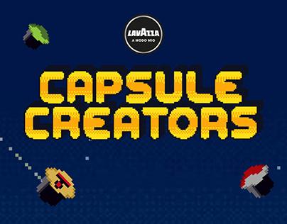 Lavazza - Capsule Creators