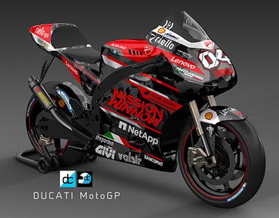 MotoGP Livery Concepts