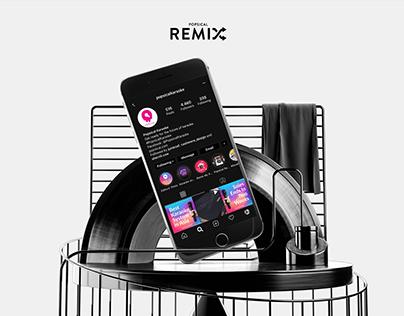 Popsical Remix Campaign