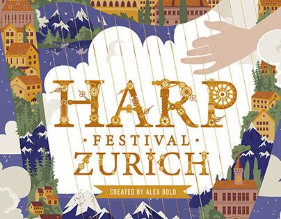 Harp Festival Zurich
