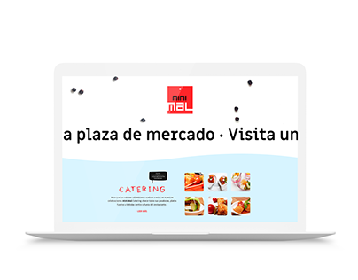 Diseño web_Mini-Mal restaurante