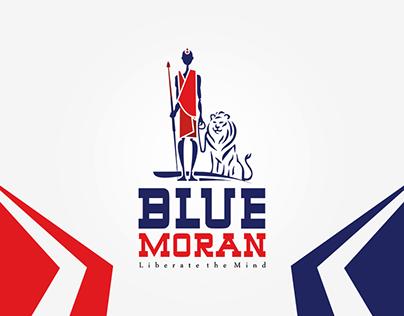 BlueMoran   Logodesign