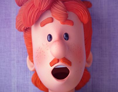 James Film 1 - 3D Animation