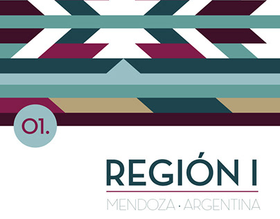 Wine Label - Region 1