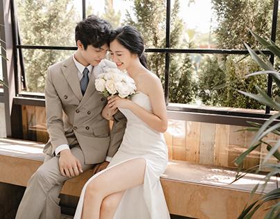 Dịch vụ chụp ảnh cưới tại Hải Phòng