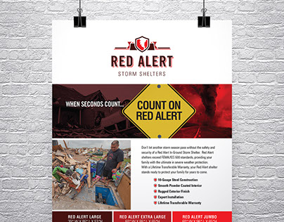 Red Alert  - Logo Development