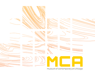 Museum of Contemporary Art Chicago • Brand Identity