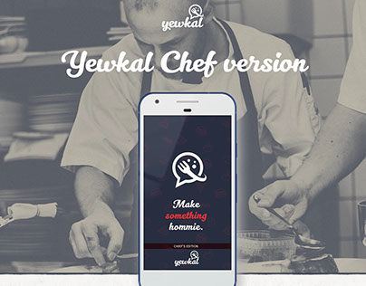 food order and delivery app ( Yewkal )