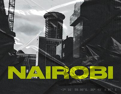 """NAIROBI -1° 16' 59.99""""S, 36° 49' 0.01"""" E"""