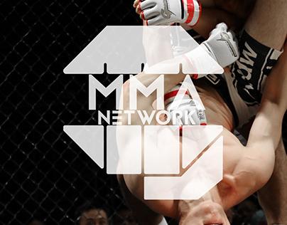 MMA Network Logo