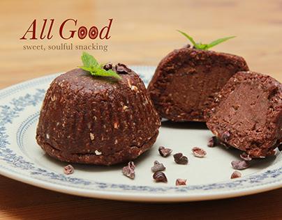 All Good Soul Food Branding